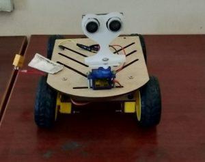 Obstacle Avoidance Robot